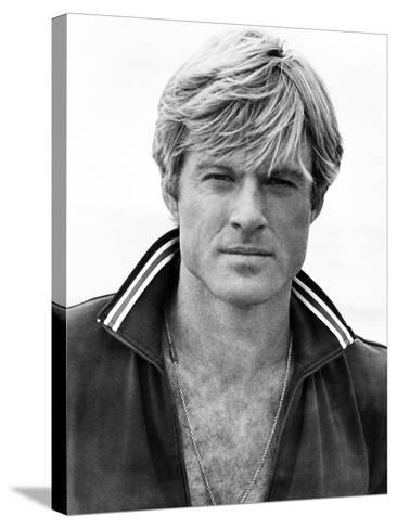 The Way We Were, Robert Redford, 1973--Stretched Canvas Print