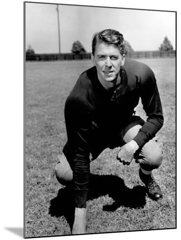 Knute Rockne All American, Ronald Reagan, 1940--Mounted Photo