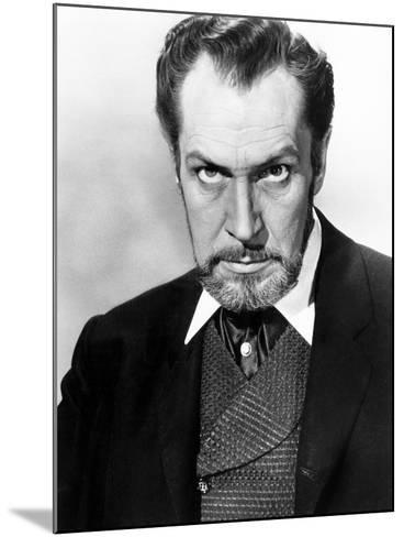 The Haunted Palace, Vincent Price, 1963--Mounted Photo