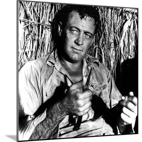 The Bridge on the River Kwai, William Holden, 1957--Mounted Photo