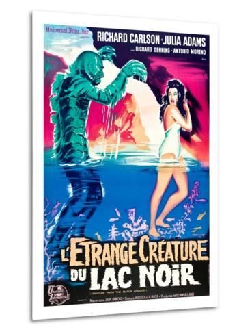Creature from the Black Lagoon, 1954--Metal Print