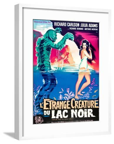 Creature from the Black Lagoon, 1954--Framed Art Print
