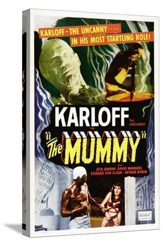 The Mummy, 1932--Stretched Canvas Print