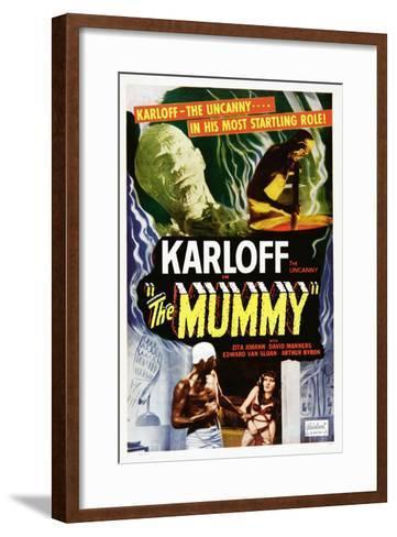 The Mummy, 1932--Framed Art Print