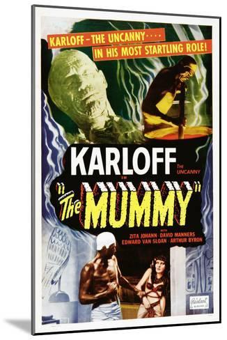 The Mummy, 1932--Mounted Photo