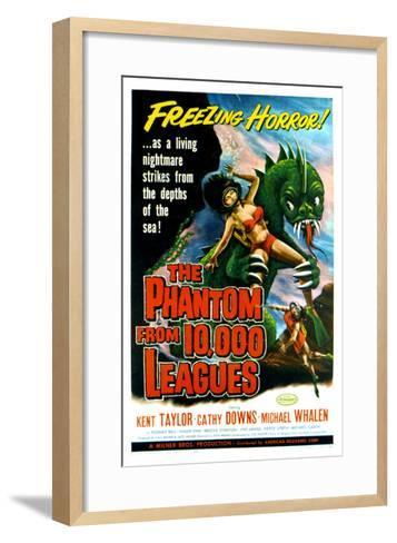 The Phantom From 10,000 Leagues, 1956--Framed Art Print