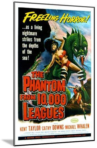 The Phantom From 10,000 Leagues, 1956--Mounted Photo