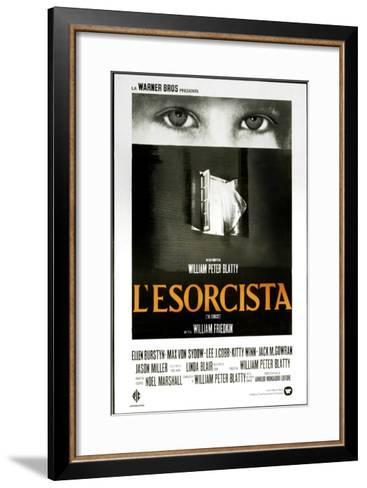 The Exorcist, (aka L'Esorcista), 1973--Framed Art Print