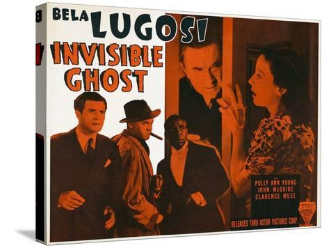 Invisible Ghost, 1941--Stretched Canvas Print