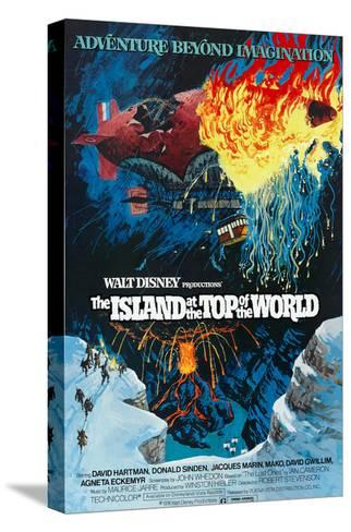 The Island At the Top of the World, 1974--Stretched Canvas Print