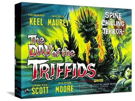 The Day of the Triffids, 1963--Stretched Canvas Print