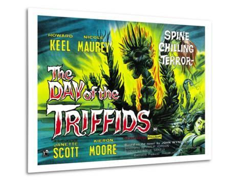 The Day of the Triffids, 1963--Metal Print