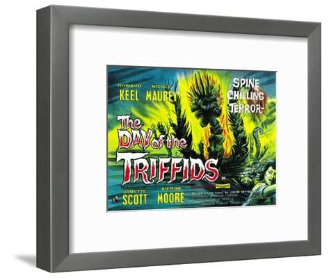 The Day of the Triffids, 1963--Framed Art Print