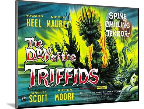 The Day of the Triffids, 1963--Mounted Photo