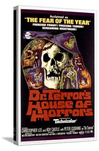 Dr. Terror's House of Horrors, 1965--Stretched Canvas Print
