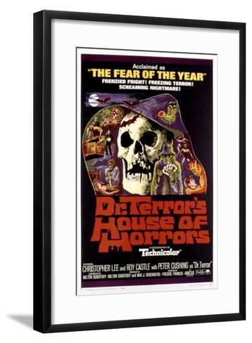 Dr. Terror's House of Horrors, 1965--Framed Art Print