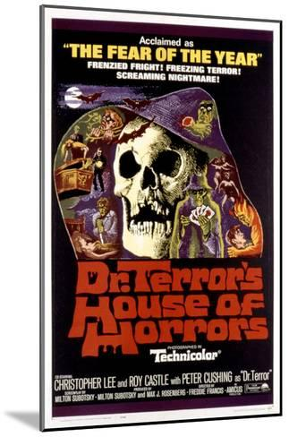 Dr. Terror's House of Horrors, 1965--Mounted Photo