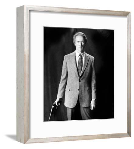 Sudden Impact, Clint Eastwood, 1983--Framed Art Print