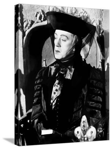 Kind Hearts and Coronets, Alec Guinness, 1949--Stretched Canvas Print