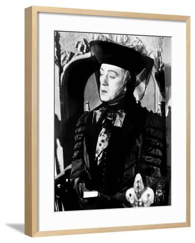 Kind Hearts and Coronets, Alec Guinness, 1949--Framed Art Print