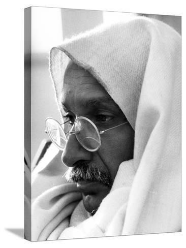 Gandhi, Ben Kingsley, (As Gandhi), 1982--Stretched Canvas Print