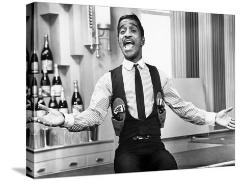 Robin and the 7 Hoods, Sammy Davis, Jr., 1964--Stretched Canvas Print