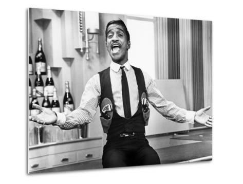 Robin and the 7 Hoods, Sammy Davis, Jr., 1964--Metal Print