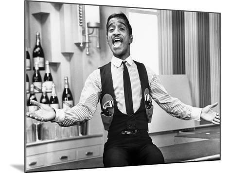 Robin and the 7 Hoods, Sammy Davis, Jr., 1964--Mounted Photo