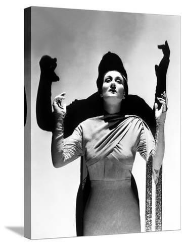 Dracula's Daughter, Gloria Holden, 1936--Stretched Canvas Print