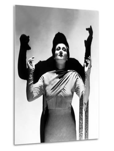 Dracula's Daughter, Gloria Holden, 1936--Metal Print