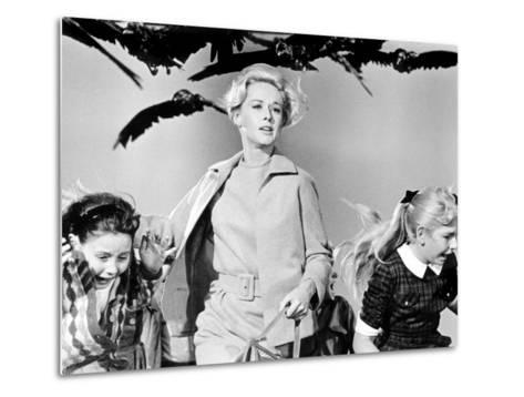The Birds, Tippi Hedren, 1963--Metal Print