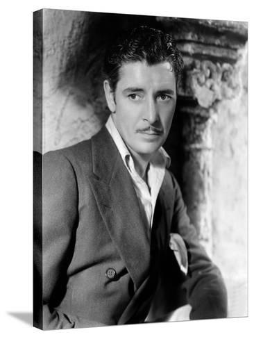 The Unholy Garden, Ronald Colman, 1931--Stretched Canvas Print