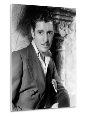 The Unholy Garden, Ronald Colman, 1931--Metal Print