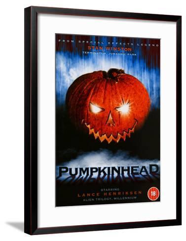 Pumpkinhead, 1988--Framed Art Print
