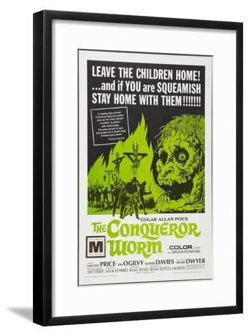 The Conqueror Worm, (aka Witchfinder General), 1968--Framed Art Print