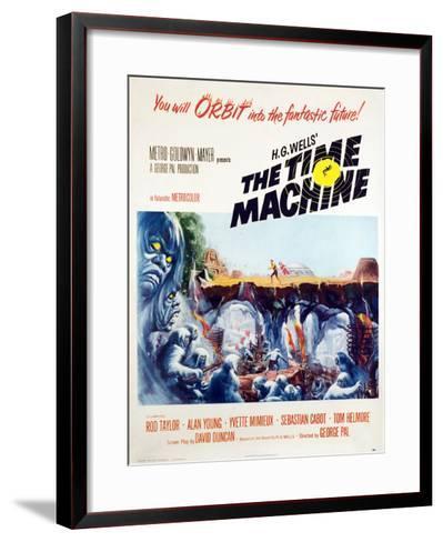 The Time Machine, 1960--Framed Art Print