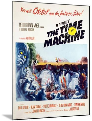 The Time Machine, 1960--Mounted Photo