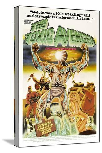The Toxic Avenger, Mitchell Cohen, 1985--Stretched Canvas Print