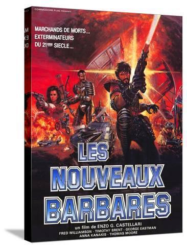 Warriors of the Wasteland, (AKA I Nuovi Barbari; The New Barbarians; Metropolis 2000), 1982--Stretched Canvas Print