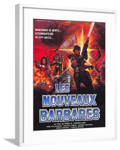 Warriors of the Wasteland, (AKA I Nuovi Barbari; The New Barbarians; Metropolis 2000), 1982--Framed Art Print