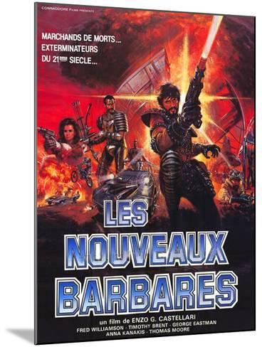 Warriors of the Wasteland, (AKA I Nuovi Barbari; The New Barbarians; Metropolis 2000), 1982--Mounted Photo