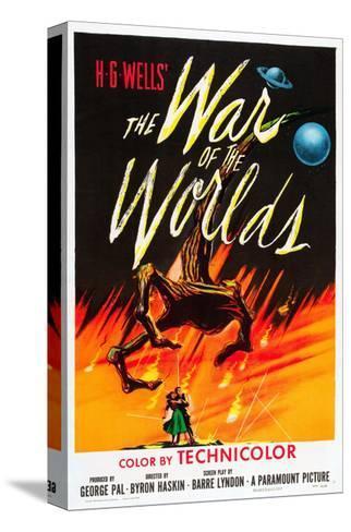 The War of the Worlds, 1953--Stretched Canvas Print