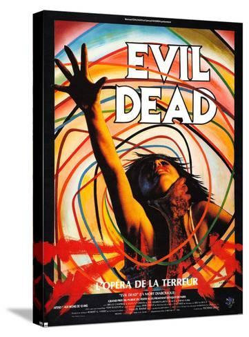 The Evil Dead, 1981--Stretched Canvas Print