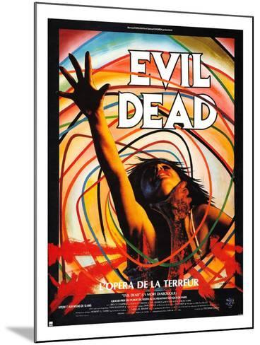 The Evil Dead, 1981--Mounted Photo