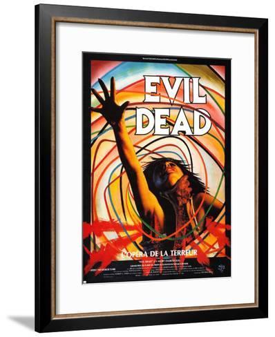 The Evil Dead, 1981--Framed Art Print