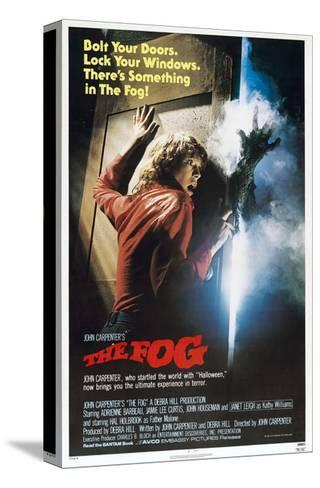 The Fog, Jamie Lee Curtis, 1980--Stretched Canvas Print