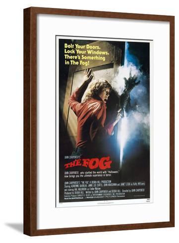 The Fog, Jamie Lee Curtis, 1980--Framed Art Print