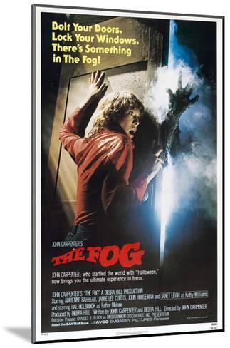 The Fog, Jamie Lee Curtis, 1980--Mounted Photo