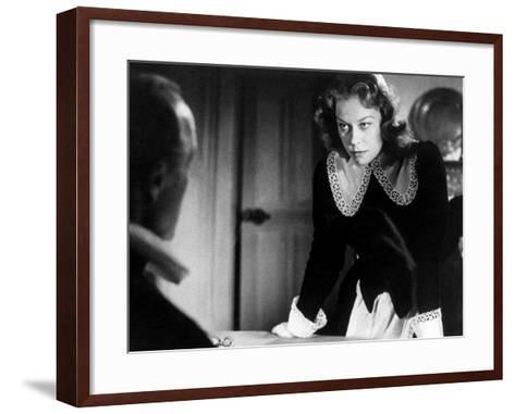 Day Of Wrath, (aka Vredens Dag), Lisbeth Movin, 1943--Framed Art Print