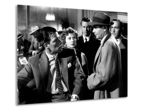 The Big Heat, Lee Marvin, Gloria Grahame, Glenn Ford, 1953--Metal Print